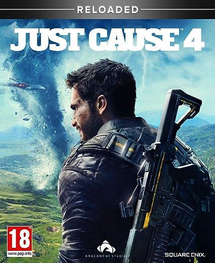 Just Cause 4: Reloaded Standard | Código Steam para PC: Amazon.es ...