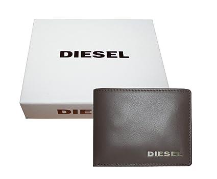 Diesel - Cartera para hombre Hombre marrón marrón: Amazon.es ...