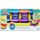Play-Doh - Kitchen Creations Variety Pack - 8 Tubs of Plus Dough - Softer Smoother Texture - Creative Kids Toys - Ages 2+