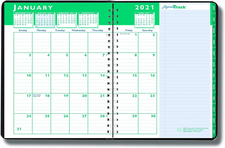 House of Doolittle™ Planner,Monthly,5yr,Bebk 262502 262502-1 Each