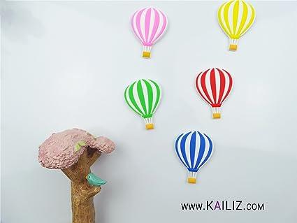 Kaili conjunto de colores Globos flor castillo - decoración para ...