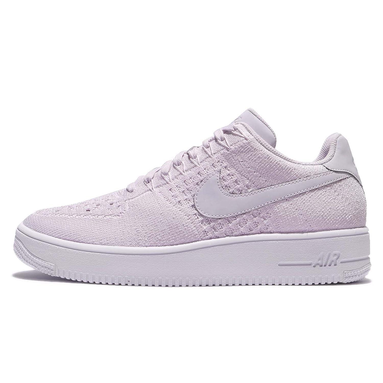 Nike Men's AF1 Ultra Flyknit Low Basketball Shoe B07457KQXX 10 D(M) US|Light Violet
