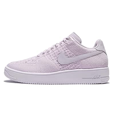 NIKE Men's Air Force 1 Ultra Flyknit Low Shoes Light Violet ...