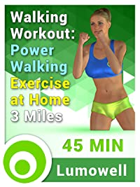 Walking Workout Power Exercise Miles product image