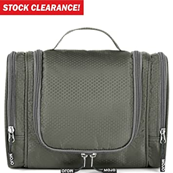 Travel Hanging Toiletry Bag for Travel Accessories - Toiletry Kit - Shower  Bag - Best Large 68a4a82ed2