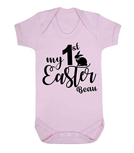 Personalised my first easter baby vest new baby gifts newborn baby personalised my first easter baby vest new baby gifts newborn baby gifts personalised babywear baby firsts negle