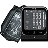 smartLAB Pressure W brazo Tensiómetro Negro con Bluetooth