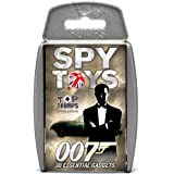 Top Trumps James Bond Spy Toys - 007 Essential Gadgets