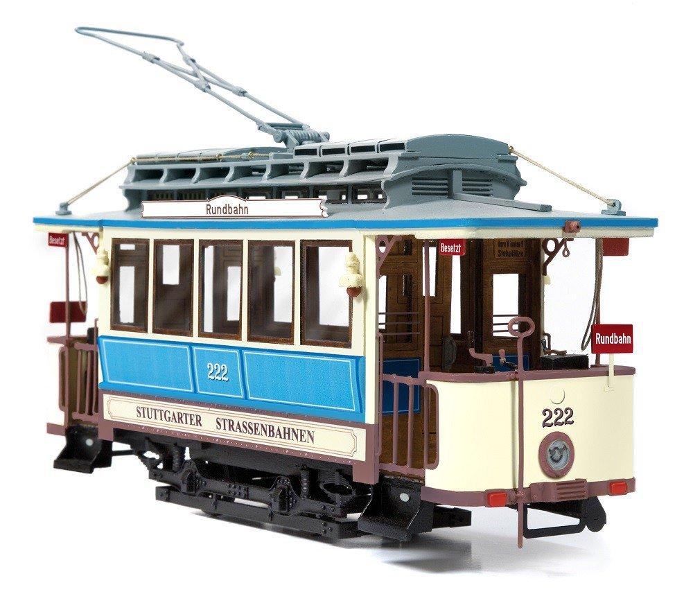 Occre - Bausatz Straßenbahn Stuttgart