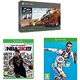 Xbox One X 1TB Forza Horizon 4 console + FIFA 19 + NBA 2K19