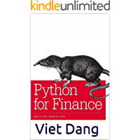Python for Finance: Mastering Data-Driven Finance (English Edition)