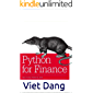 Python for Finance: Mastering Data-Driven Finance (English Edition)