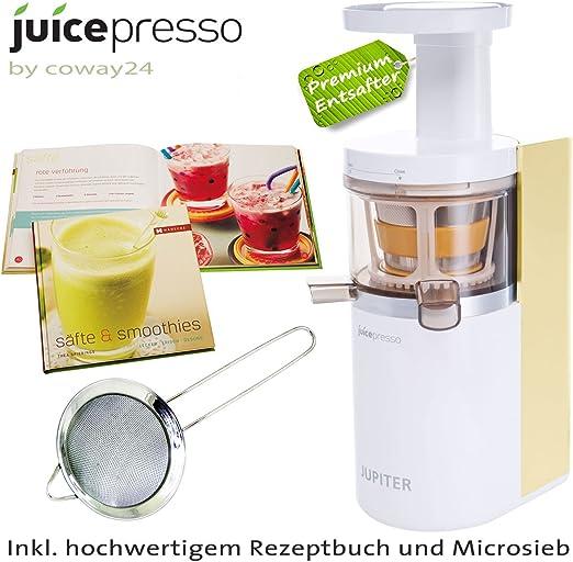 Juice cafetera Premium licuadora con libro de recetas - con el ...