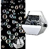 GBL® Machine à bulle de Savon Enfant Mariage DJ Disco Party Club - Bubble Machine