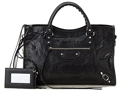 a2cfa7ec170b Satchel Balenciaga Black Classic City Leather Satchel レディース 送料無料