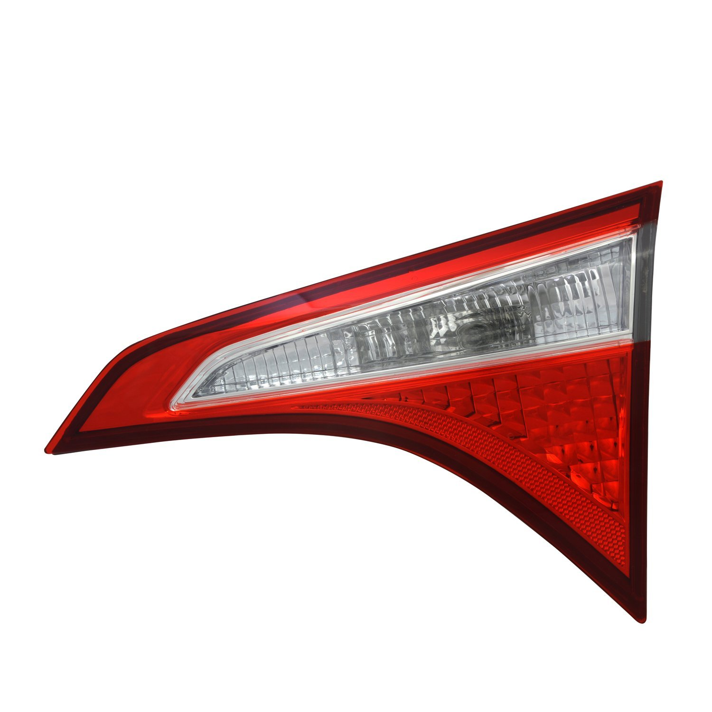 TYC 17-5471-00-1 Toyota Corolla Replacement Reflex Reflector