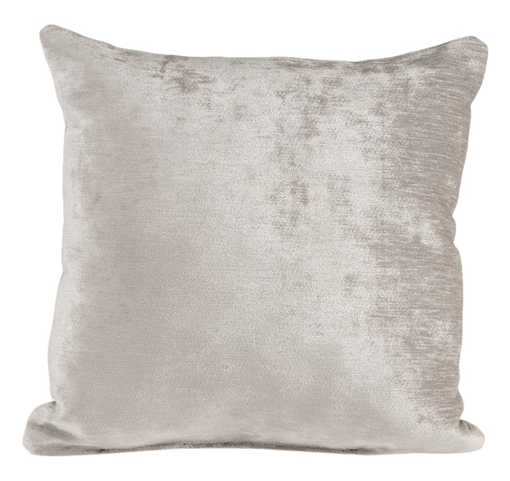 Glenna Jean Fly-By Pillow, Grey Velvet