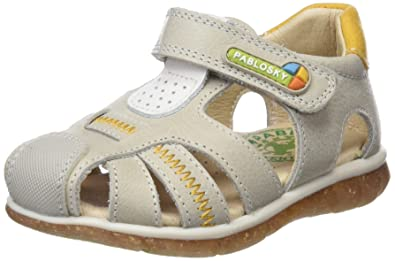 f1463ab66 Pablosky Boys  28536 Closed Toe Sandals  Amazon.co.uk  Shoes   Bags