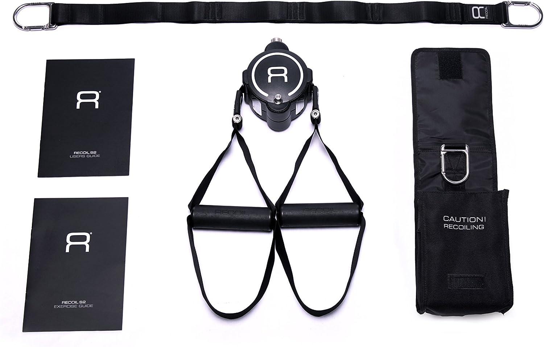 RECOIL S2 HOME - Entrenador de suspensión de alta calidad - Rendimiento inigualable - Entrenamiento completo del cuerpo - Todos los niveles de fitness