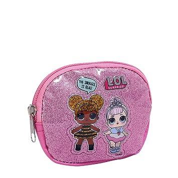 OPI LOL Surprise Monedero 12x9cm Color Rosa 11813: Amazon.es ...