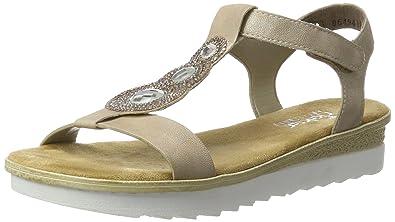 Rieker 63184 amazon-shoes beige FrjDa2