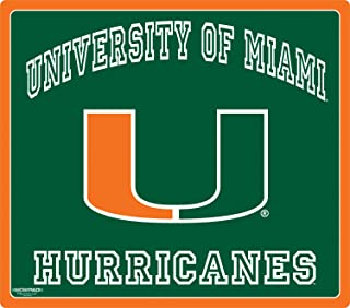 product image for Wow!Pad 78WC011 Miami Collegiate Logo Desktop Mouse Pad