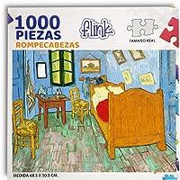 FLINK Rompecabezas Van Gogh La Habitación de Arlés