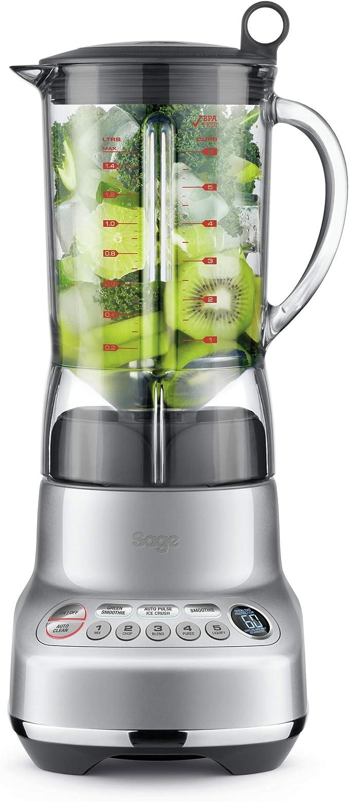 Sage Appliances the Fresh & Furious Batidoras de vaso, 1400 W ...