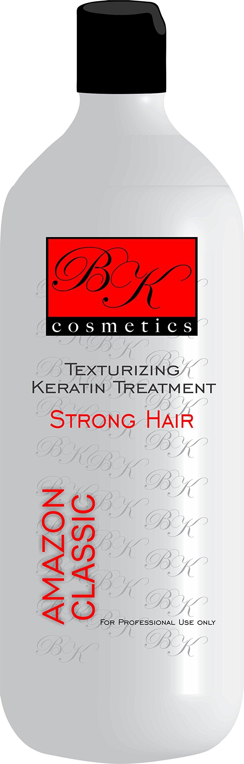 Keratin BK Cosmetics AmazonClassic (Strong) Hair Treatment 33.8 Oz