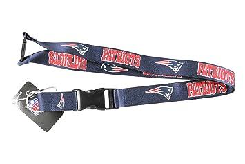 aminco NFL England Patriots Clip Llavero Id Ticket Holder ...