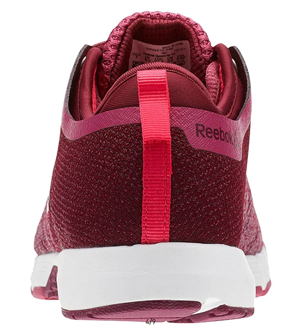 Reebok Damen Speed Her Tr Fitnessschuhe Fitnessschuhe Tr Mehrfarbig (Twistedberry/Rusticwine/Infused Lilac/Wh 000) 4cab87