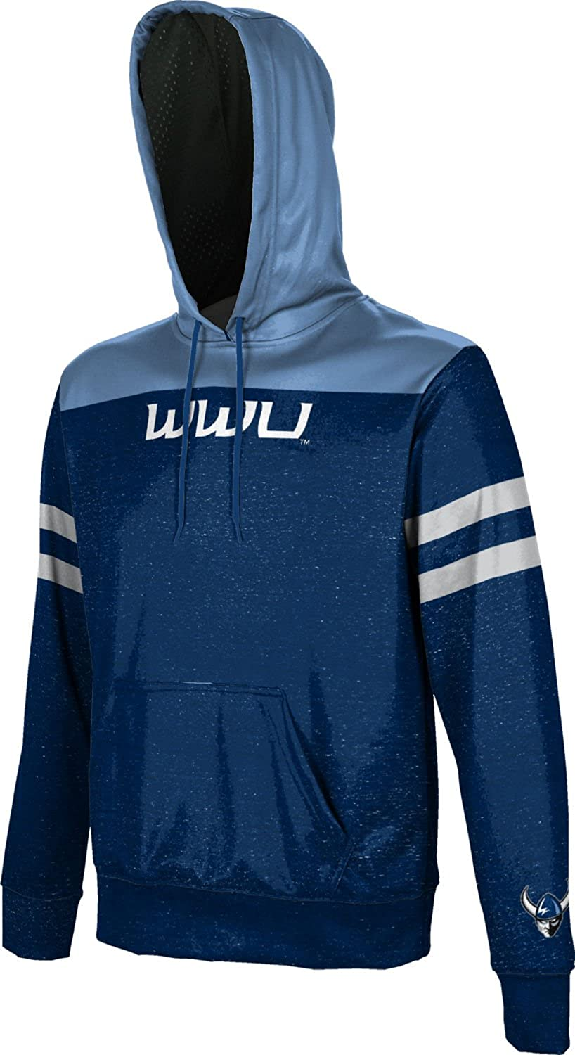 ProSphere Western Washington University Boys Hoodie Sweatshirt Game Time