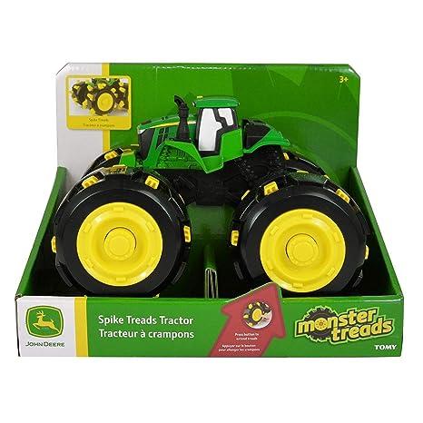 John Deere Preschool 46712 Monster Treads Spike Ruedas Parte Tractor
