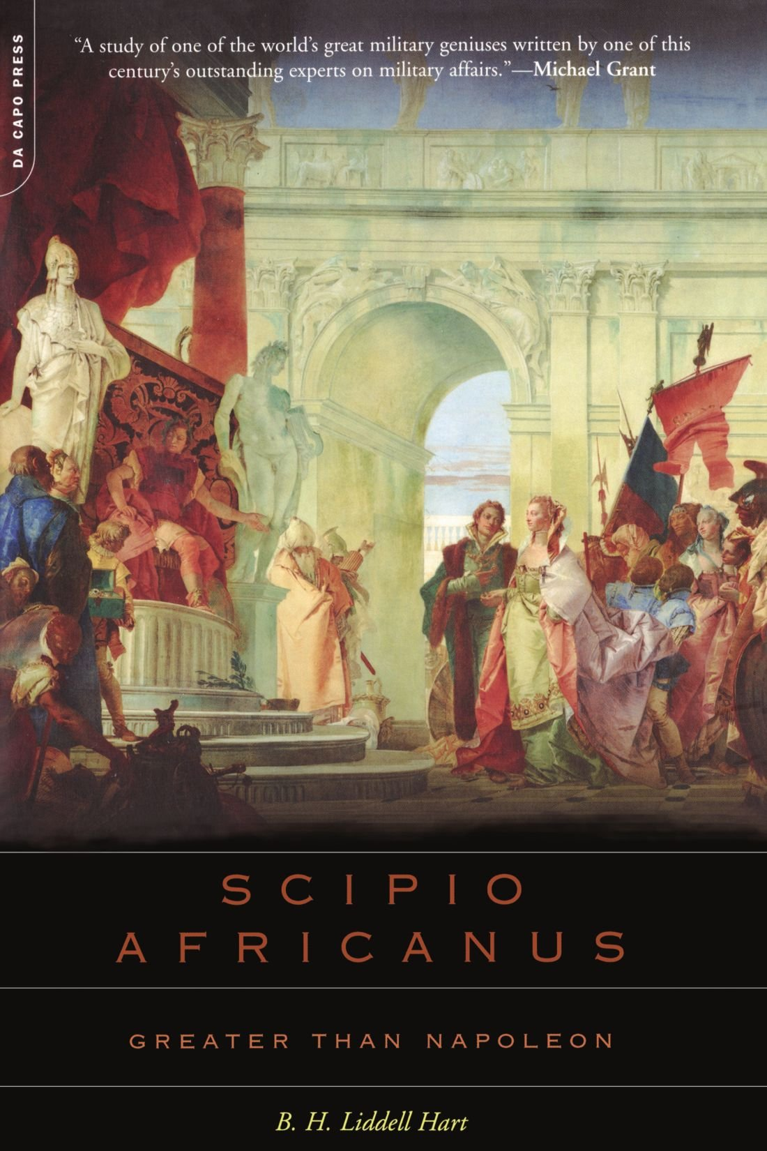 Image result for scipio africanus amazon