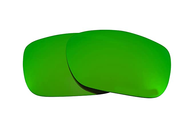 Lentes de repuesto compatibles con OAKLEY TWOFACE Verde Mirror ...