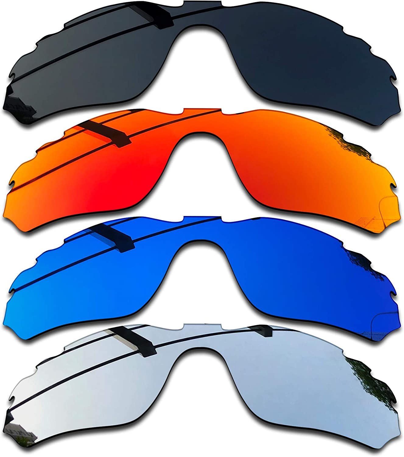 SEEABLE Premium Polarized Mirror Replacement Now on sale R Lenses National uniform free shipping Oakley for