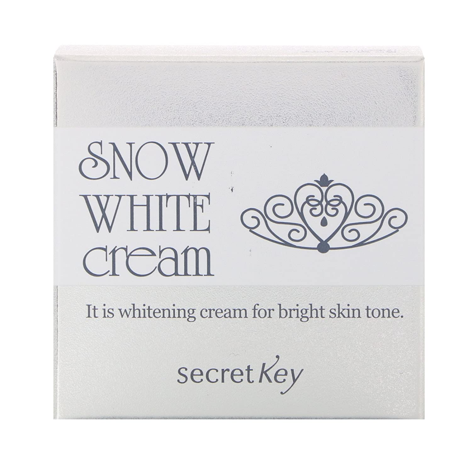 Secret Key Snow White Cream 50g Niacinamide Contained SecretKey