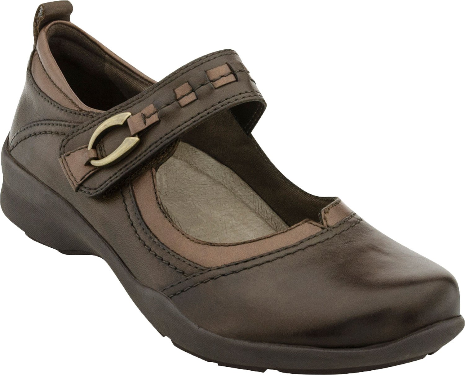 Earth Shoes Angelica B078TMCPRW 11W US|Bark