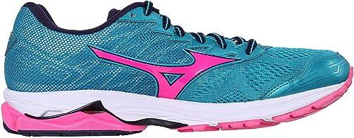 Mizuno Wave Rider (W), Zapatillas de Running para Mujer: Amazon.es ...