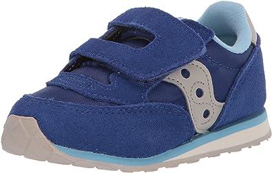Amazon.com: Saucony Kids' Baby Jazz Hook & Loop Sneaker: Shoes