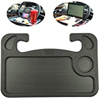 Steering Wheel Tray for Food,Car Table Kids Travel Tray,Car Desk Seat Trays for Eating,Cars Must Haves Interior…