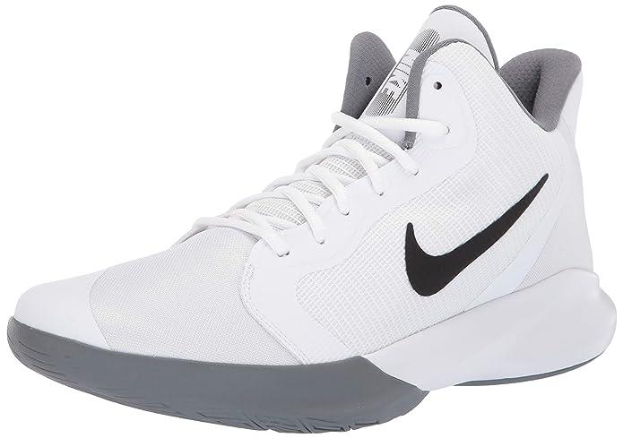 Nike Precision III, Zapatos de Baloncesto Unisex Adulto: Amazon.es ...
