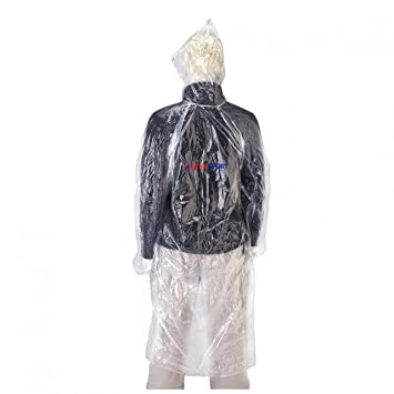 Intersport Poncho lluvia Festival II - sin Color, M: Amazon.es: Deportes y aire libre