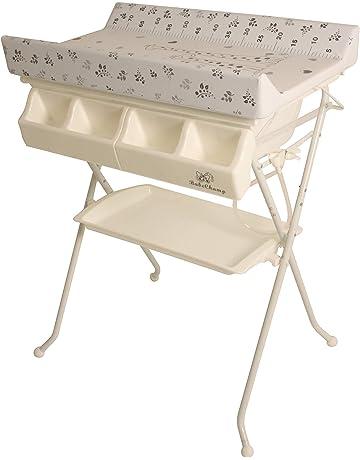 BabeChamp i-Bath - Mesa cambiadora plegable para bebé
