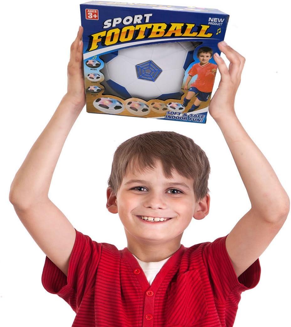 Happy Gift Toys Happy Kids Amazing LED Hover - Balón de fútbol ...