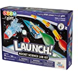 LAUNCH! Rocket Science Kit with 18 Experiments (Ages 8+)