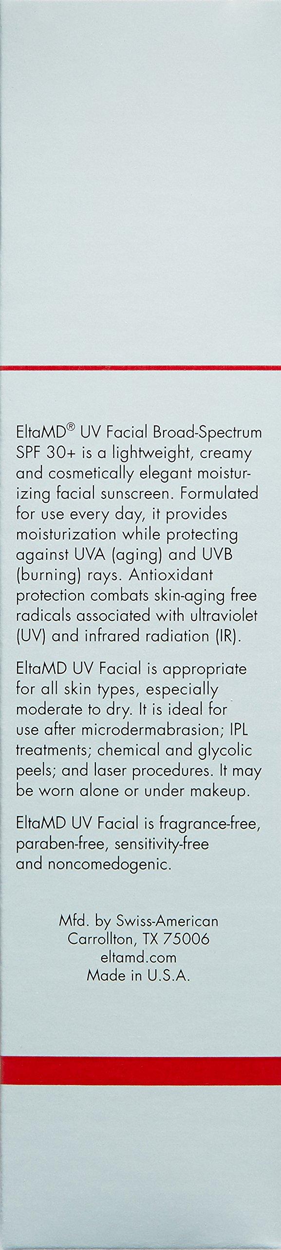 EltaMD UV Facial Sunscreen Broad-Spectrum SPF 30+, 3.0 oz by ELTA MD (Image #6)