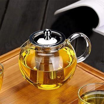 OBOR 650ml Small Glass Teapot