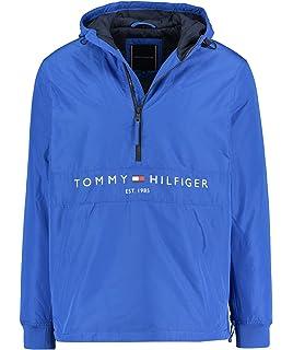 33aca4148af43 Tommy Hilfiger Men s Padded Anorak Jacket  Amazon.co.uk  Clothing