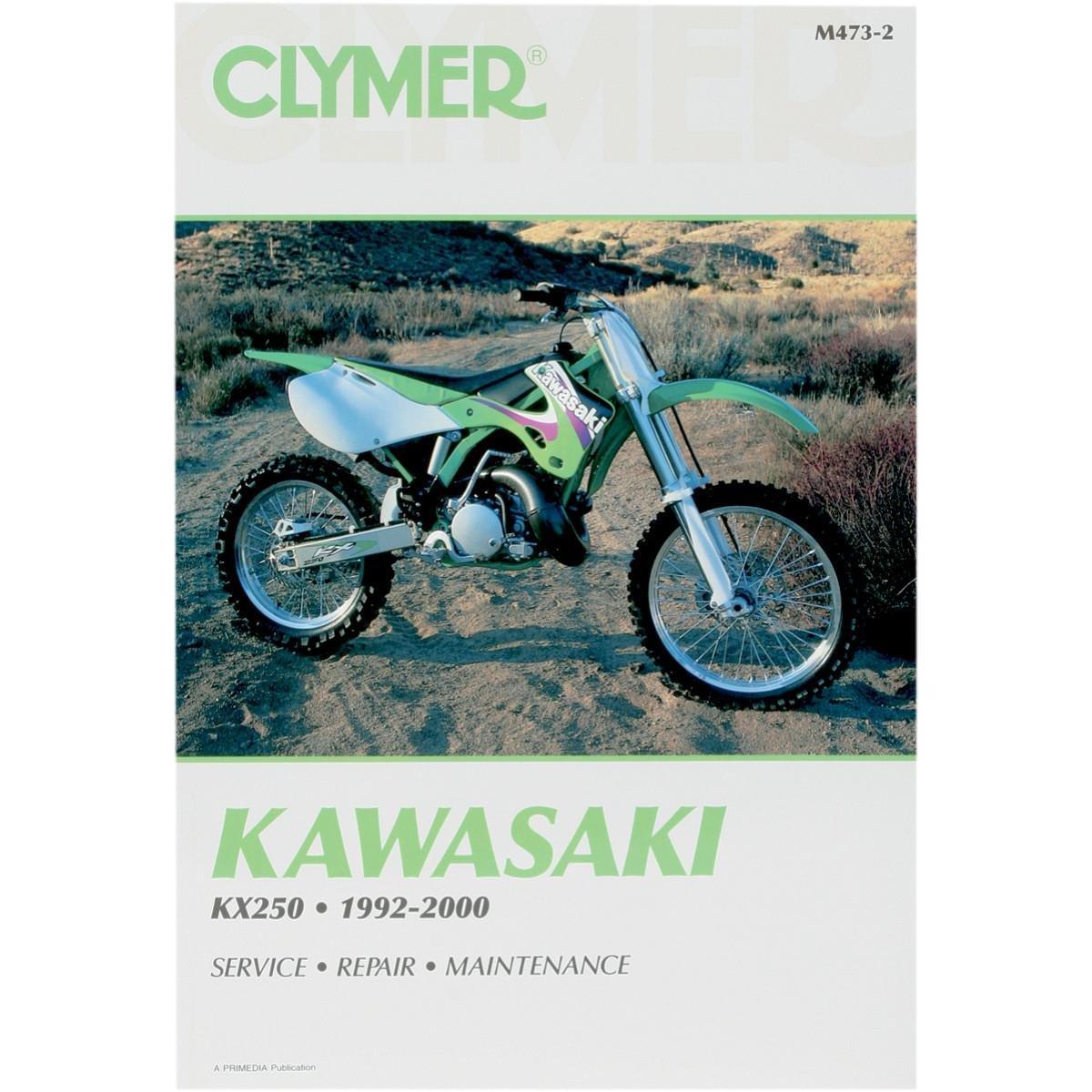 2001 kawasaki kx 250 manual download
